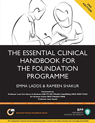 Essential Clinical Handbook for the Foundation Programme [electronic resource]