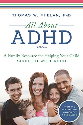 All About ADHD [electronic resource]