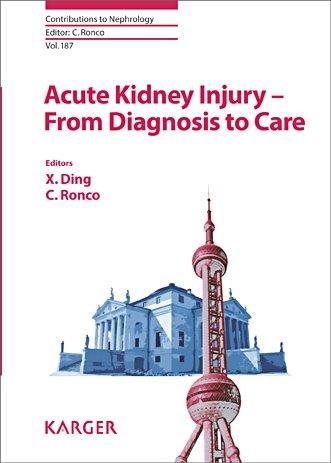 Acute kidney injury : from diagnosis to care [electronic resource]
