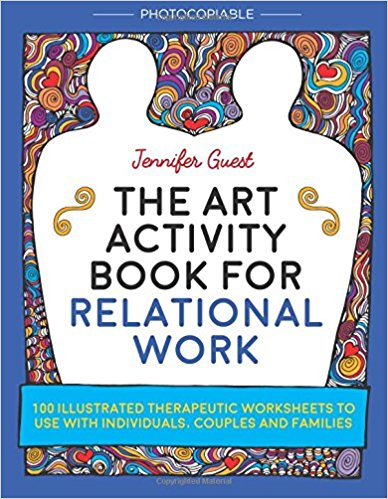 The Art Activity Book for Relational Work [electronic resource]