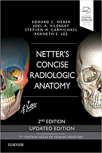 Netter's concise radiologic anatomy [electronic resource]