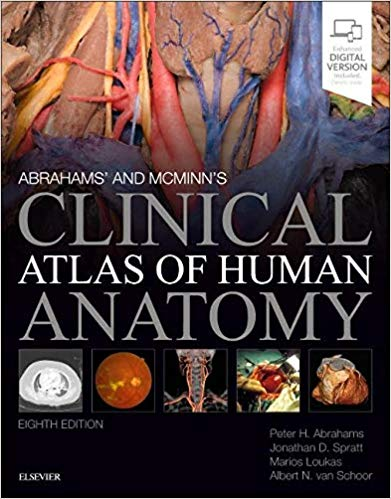 Abrahams' and McMinn's clinical atlas of human anatomy [electronic resource]