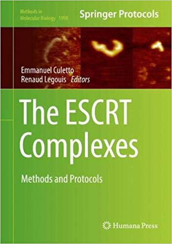 The ESCRT complexes : methods and protocols [electronic resource]