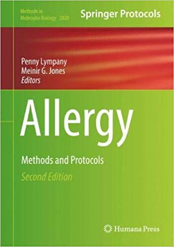 Allergy : methods and protocols [electronic resource]
