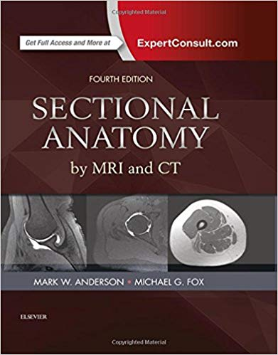Sectional anatomy by MRI and CT [electronic resource]