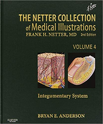 Netter Collection of Medical Illustrations: Integumentary System, The [electronic resource]