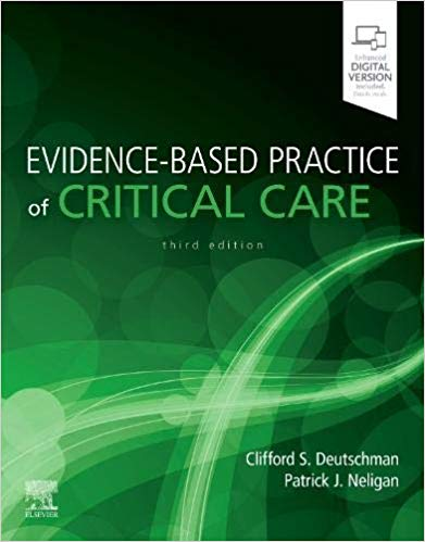Evidence-based practice of critical care [electronic resource]