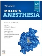 Miller's anesthesia [electronic resource]