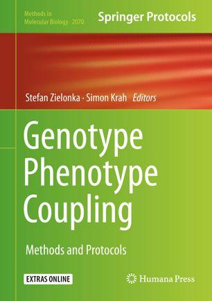 Genotype phenotype coupling: methods and protocols [electronic resource]