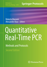 Quantitative real-time PCR: methods and protocols [electronic resource]