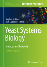 Yeast systems biology: methods and protocols [electronic resource]