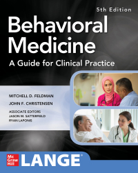 Behavioral medicine: a guide for clinical practice [electronic resource]