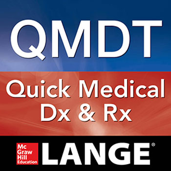 Quick Medical Diagnosis & Treatment 2020 [electronic resource]