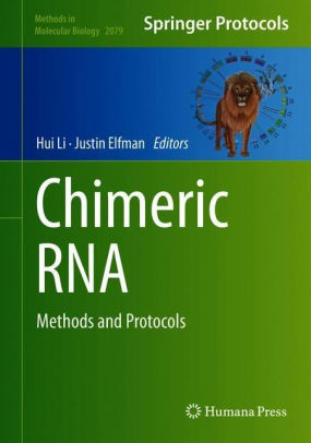 Chimeric RNA : methods and protocols [electronic resource]