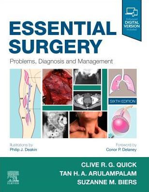 Essential surgery : problems, diagnosis, and management [electronic resource]