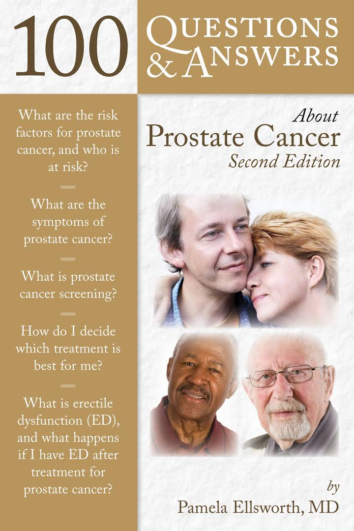 100 questions & answers about prostate cancer [electronic resource]