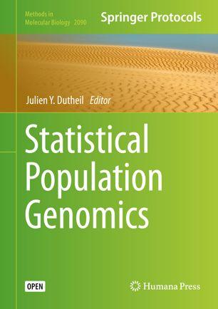 Statistical Population Genomics [electronic resource]