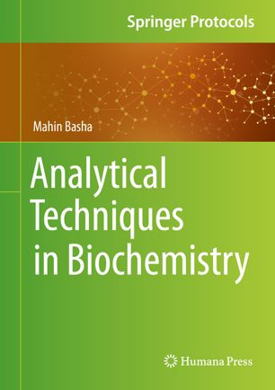Analytical Techniques in Biochemistry [electronic resource]