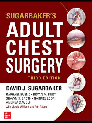 Sugarbaker's adult chest surgery [electronic resource]