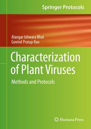 Characterization of Plant Viruses : Methods and Protocols [electronic resource]
