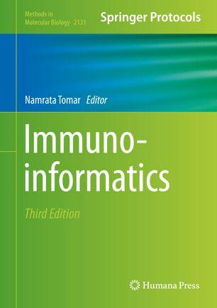 Immunoinformatics [electronic resource]