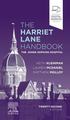 The Harriet Lane handbook : a manual for pediatric house officers [electronic resource]