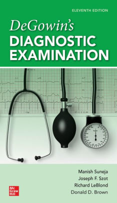 DeGowin's diagnostic examination [electronic resource]