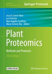 Plant Proteomics : Methods and Protocols [electronic resource]