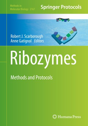 Ribozymes : Methods and Protocols [electronic resource]