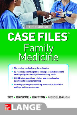 Case files. Family medicine [electronic resource]