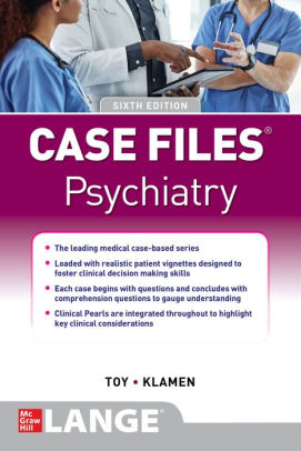Case files. Psychiatry [electronic resource]