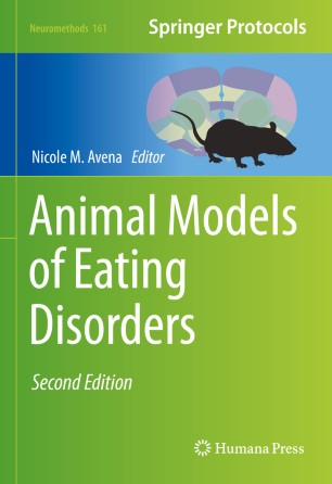 Animal Models of Eating Disorders [electronic resource]