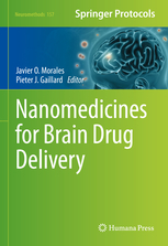 Nanomedicines for Brain Drug Delivery [electronic resource]