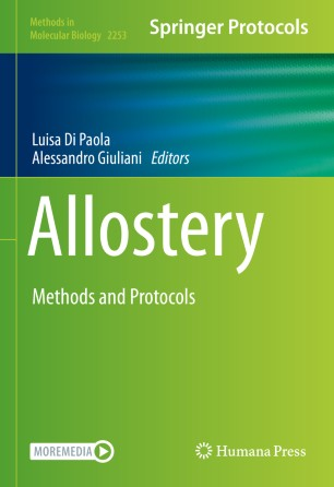 Allostery: Methods and Protocols [electronic resource]