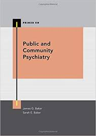Public and community psychiatry [electronic resource]