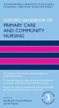 Oxford handbook of primary care and community nursing [electronic resource]