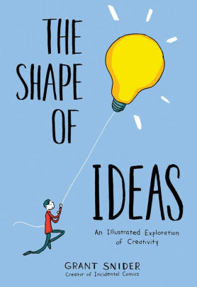 The Shape of Ideas : An Illustrated Exploration of Creativity [electronic resource]