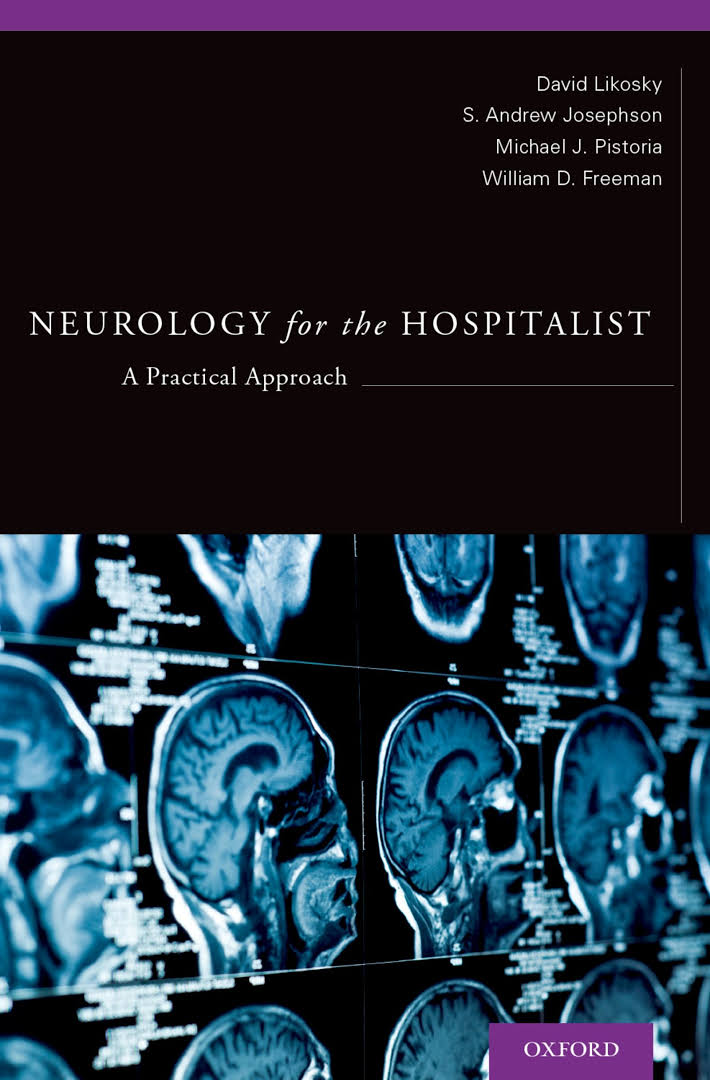 Neurology for the hospitalist : a practical approach [electronic resource]
