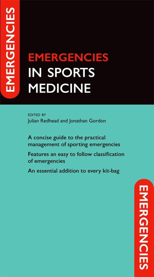 Emergencies in sports medicine [electronic resource]
