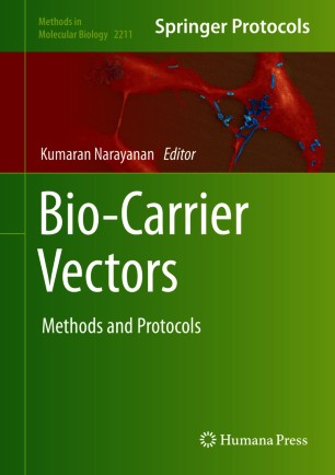 Bio-Carrier Vectors: Methods and Protocols [electronic resource]