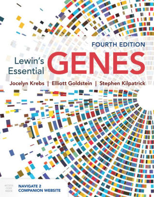 Lewin's Essential GENES [electronic resource]
