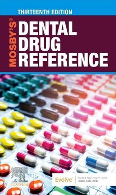 Mosby's dental drug reference [electronic resource]