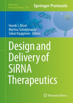 Design and Delivery of SiRNA Therapeutics [electronic resource]