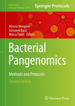 Bacterial Pangenomics : Methods and Protocols [electronic resource]