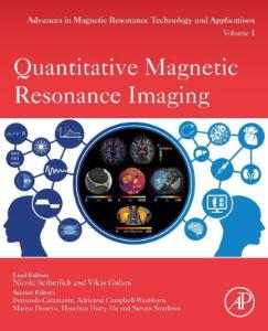 Quantitative magnetic resonance imaging [electronic resource]