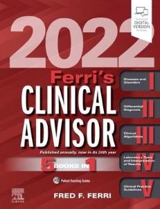Ferri's Clinical Advisor 2022 [electronic resource]