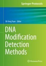 DNA Modification Detection Methods [electronic resource]