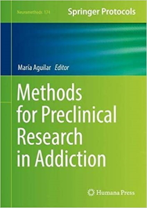 Methods for Preclinical Research in Addiction [electronic resource]