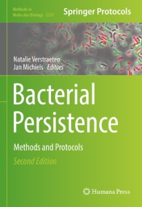 Bacterial Persistence: Methods and Protocols [electronic resource]