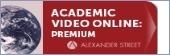 Academic Video Online: Premium
